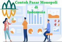 Pasar Monopoli Indonesia