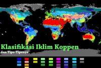 Klasifikasi Iklim Koppen Adalah