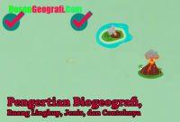 Biogeografi Adalah