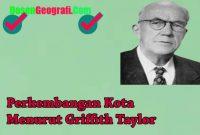 Tahap Perkembangan Kota Menurut Griffith Taylor